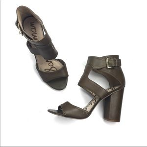 Sam Edelman Yana Block Heel Sandals